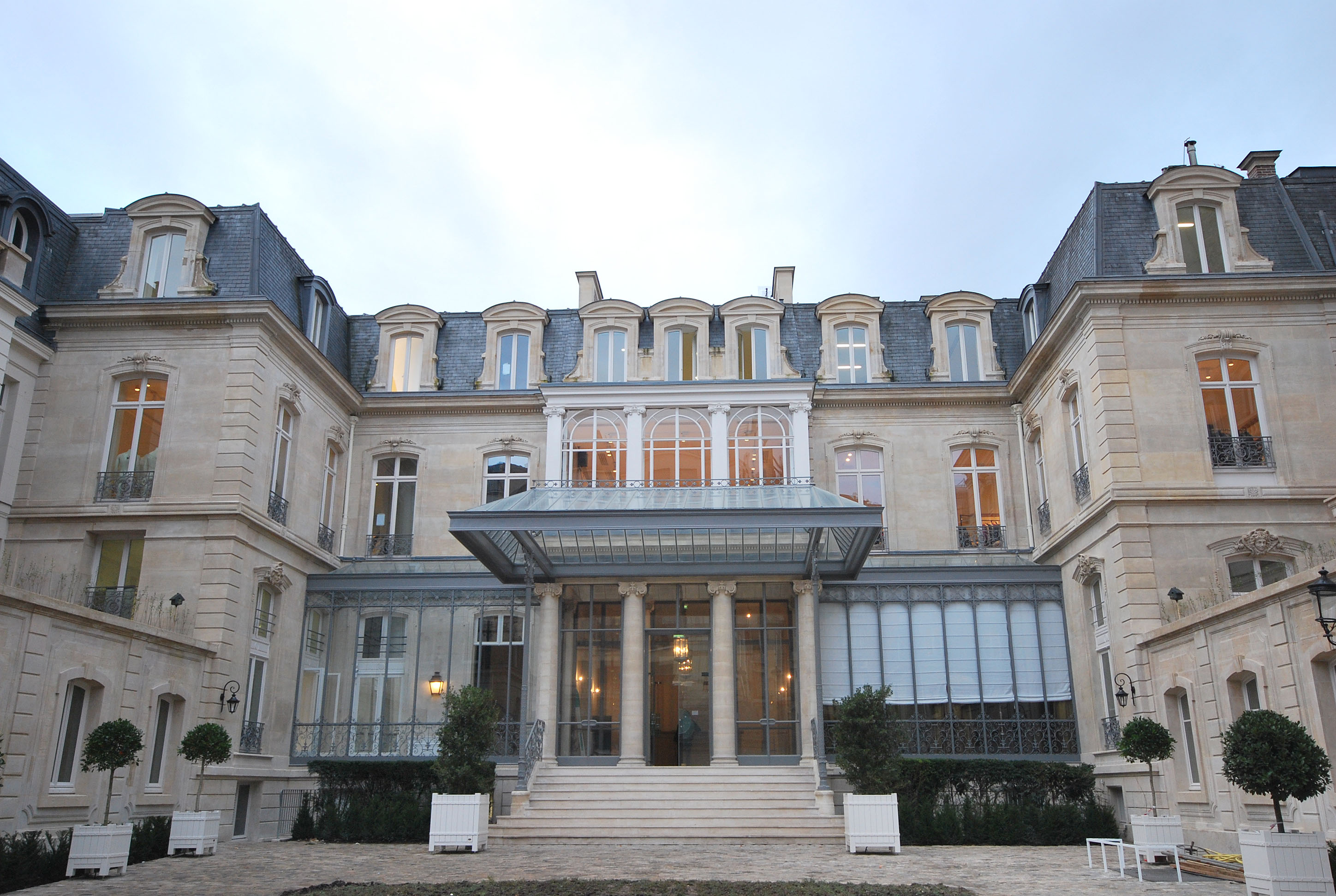AASG 137 FAUBOURG ST HONORE VUE GENERALE
