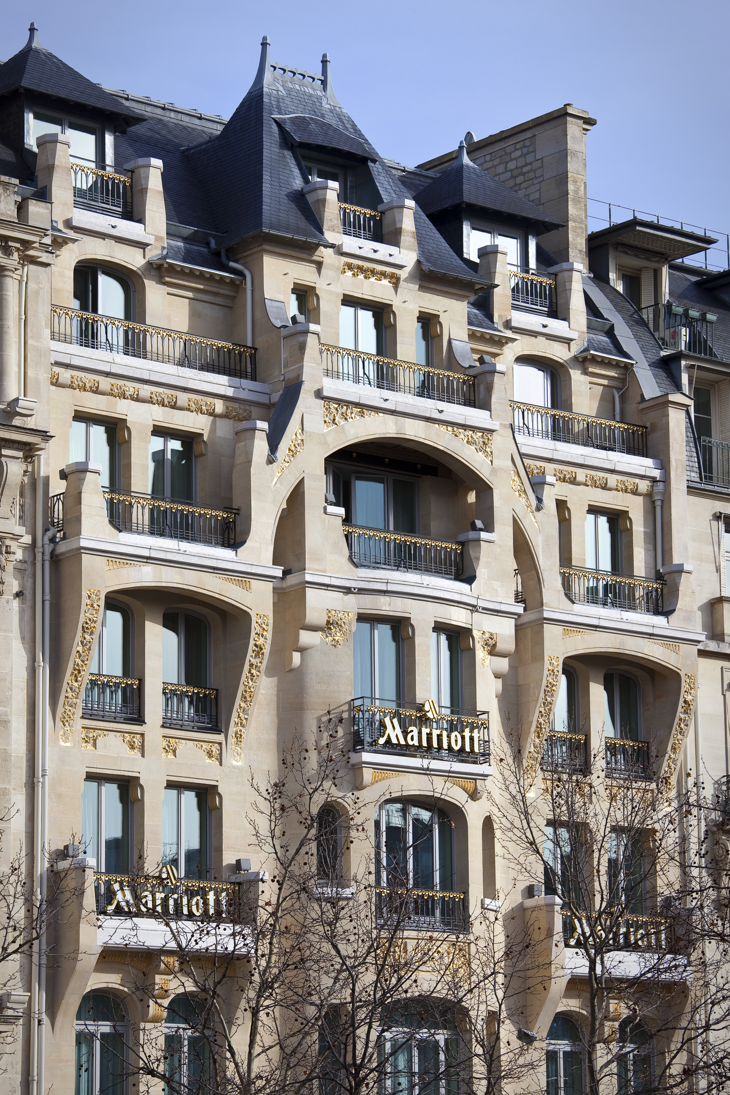 PARIS 08 Hotel Marriott