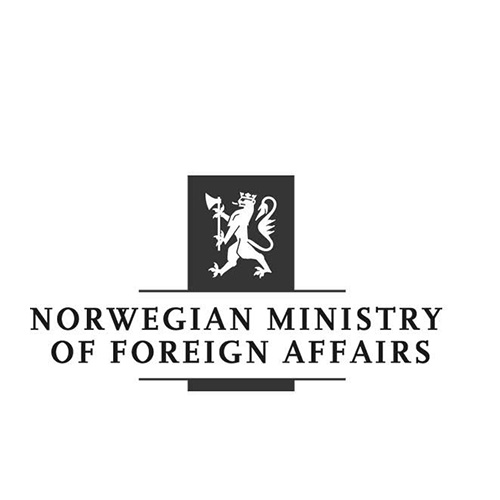 Logo NORWEGIAN MINISTRY OF FOREIGN AFFAIRS